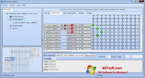 Ekrānuzņēmums Macro Recorder Windows 7